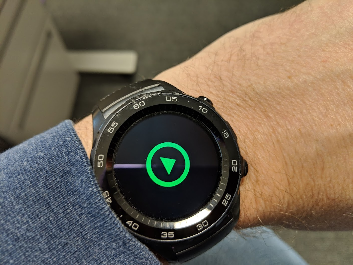 Creating a WearOS Sports Logger
